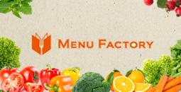 menu factory